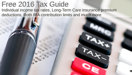 2016 Tax Guide