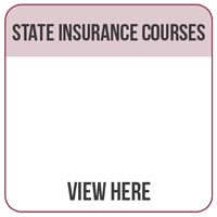 State Insurance Courses